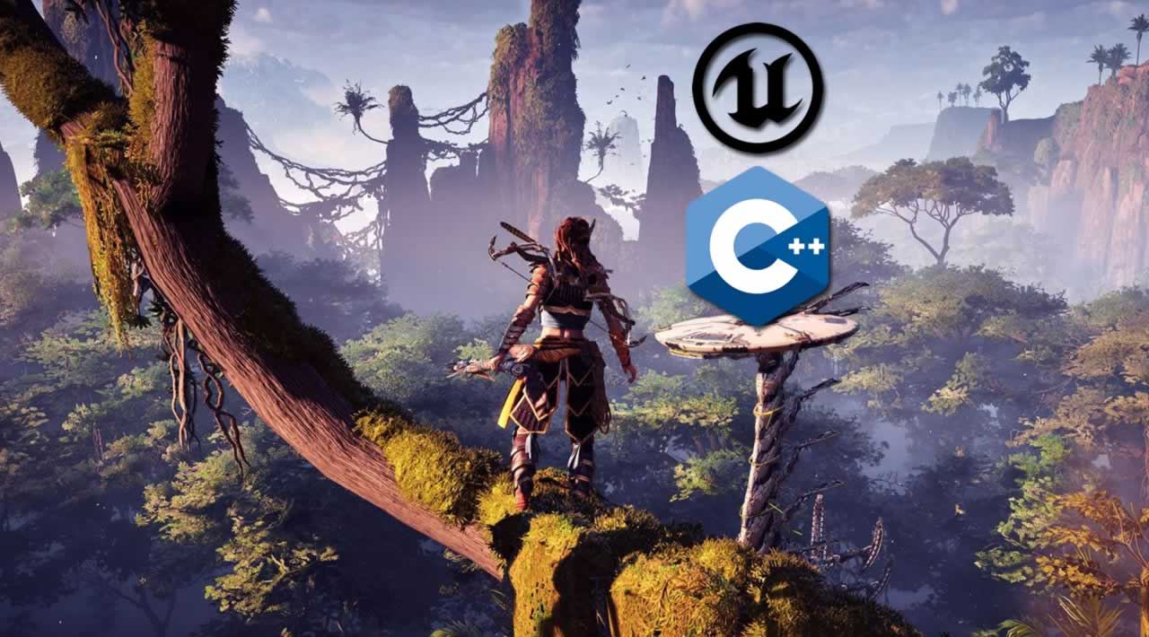 Unreal Engine C++ Developer: Learn Unreal Engine and Make Video Games