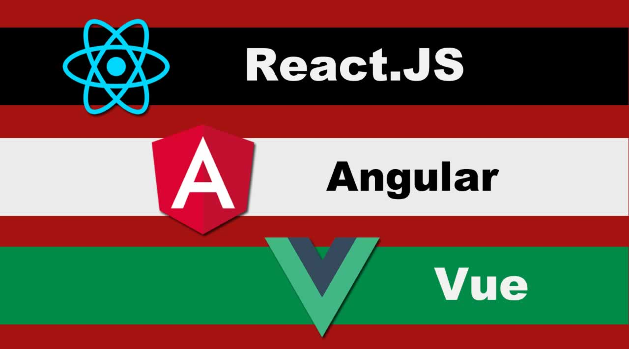 Introduction Best Javascript Framework for Your Project : ReactJS vs Angular vs Vue
