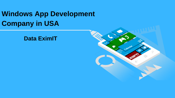 Windows App Development Company in USA