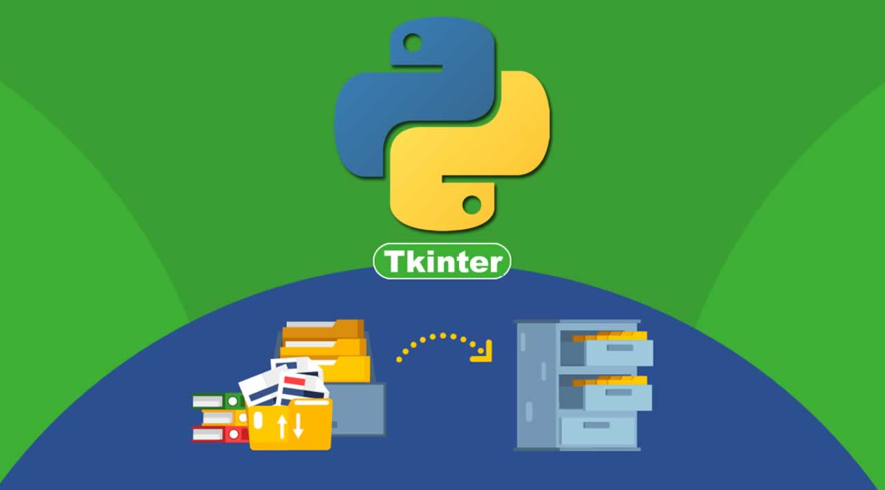 How to Manage stores in Python with Tkinter