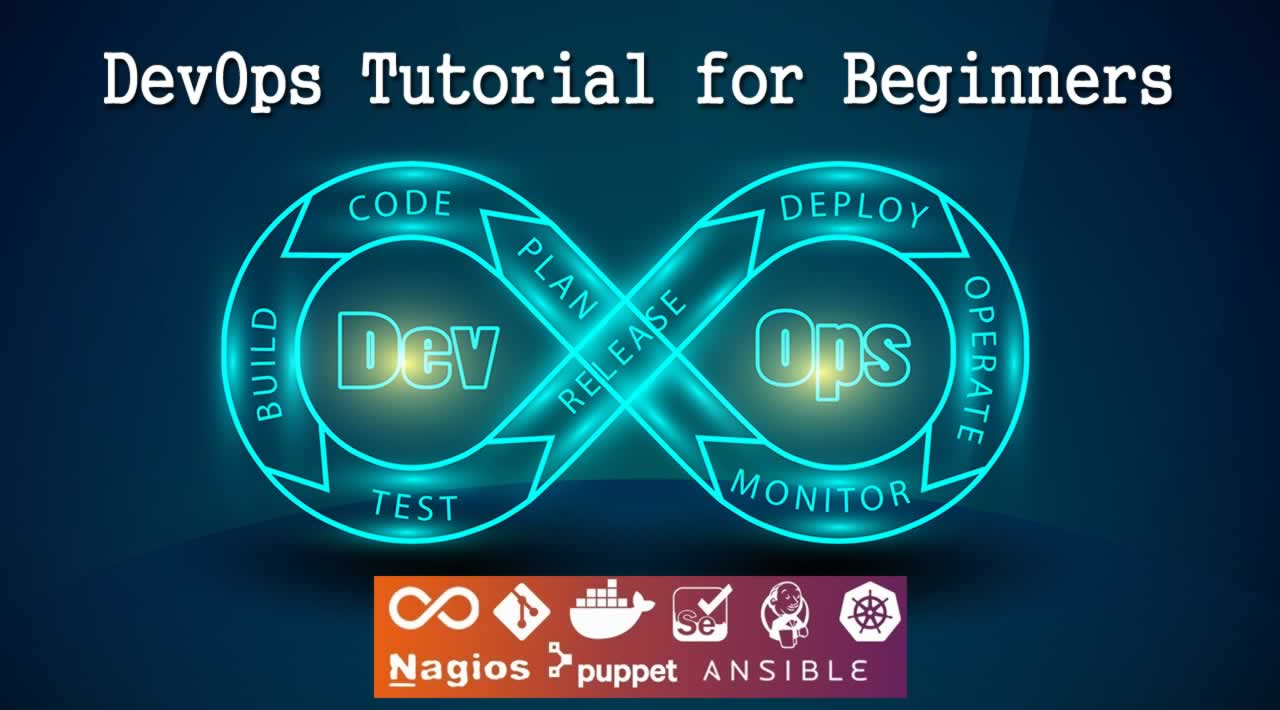 DevOps Tutorial for Beginners - DevOps Full Course
