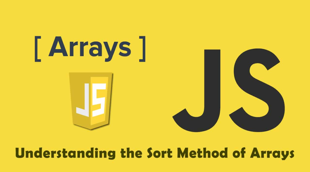 Sorting Method of Arrays in JavaScript