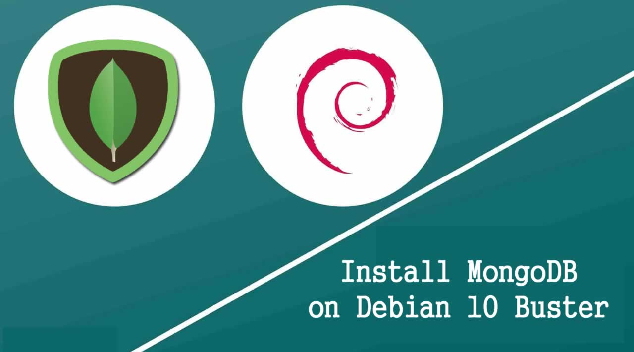 How to Install MongoDB on Debian 10 Buster
