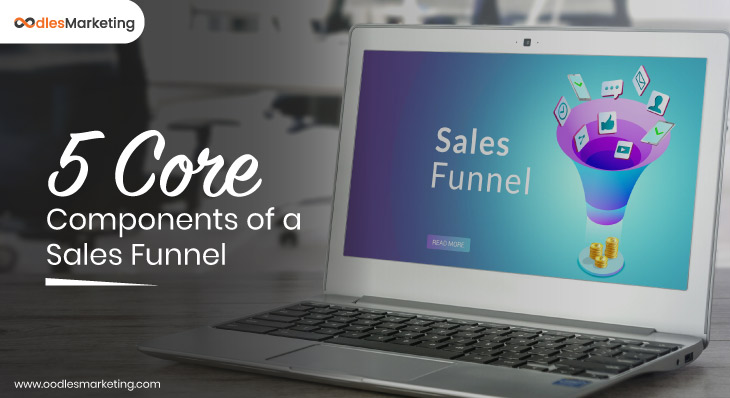 5 Core Components of Click Funnel