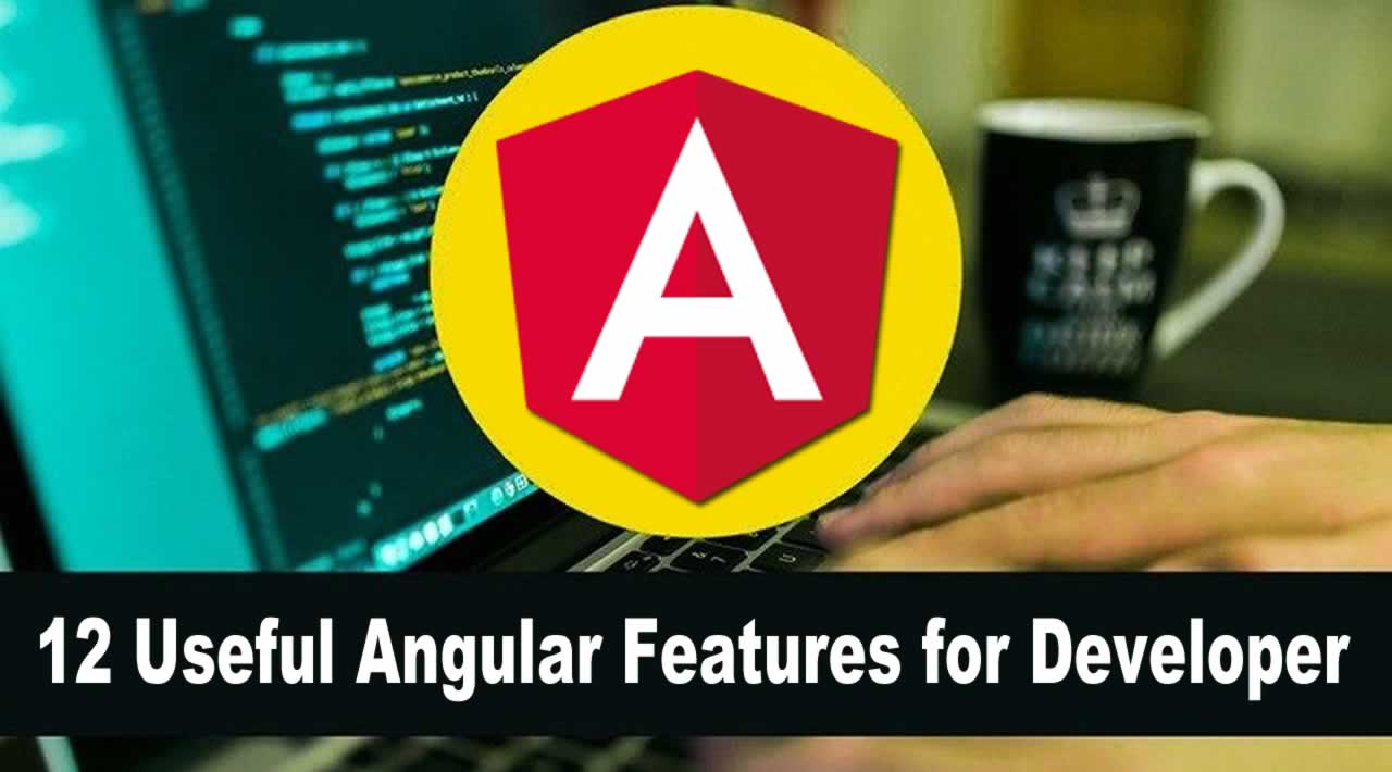 12 Useful Angular Features for Developer