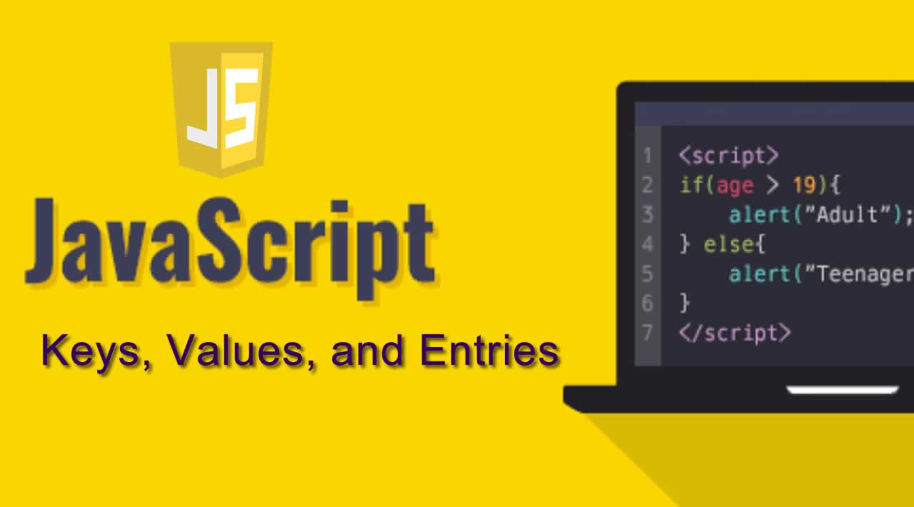 How to Access an Object's Keys, Entries and Values in JavaScript