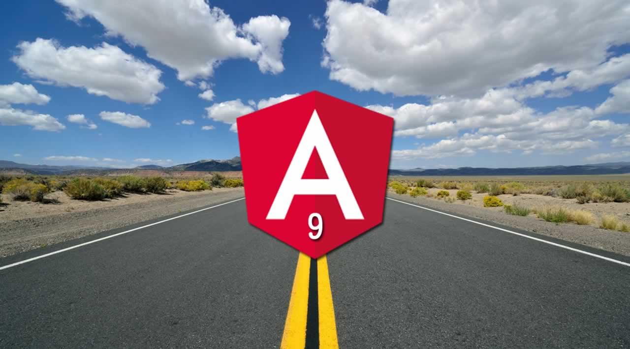 Road to Angular v9: 9.0.0-rc.6