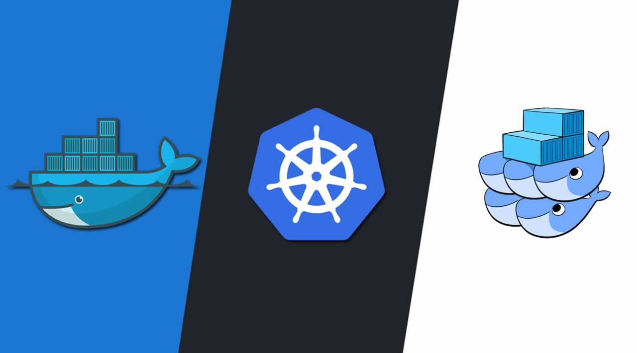 What is the difference between Docker, Kubernetes and Docker Swarm ?