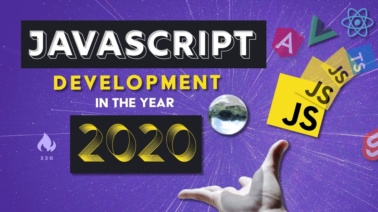 The Future of JavaScript - New Features and Disruptive Trends in 2020