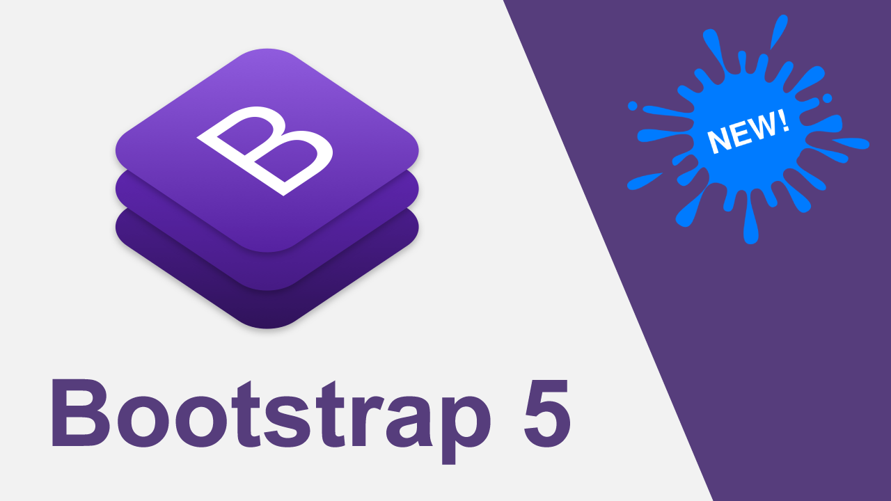 What's new in Bootstrap 5 and when Bootstrap 5 release date?