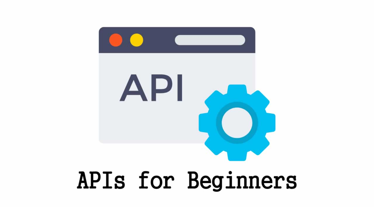 APIs for Beginners - What is an API? How to use an API?