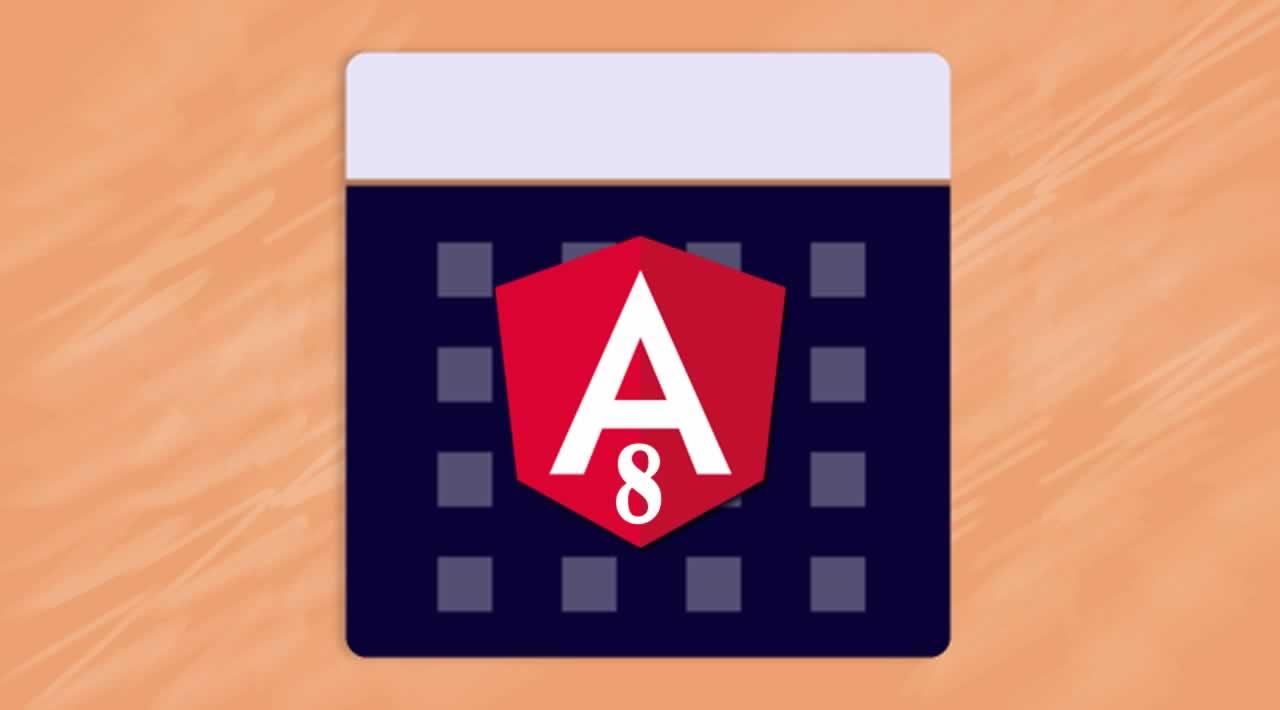 Build Custom Date Range Picker For Angular 8