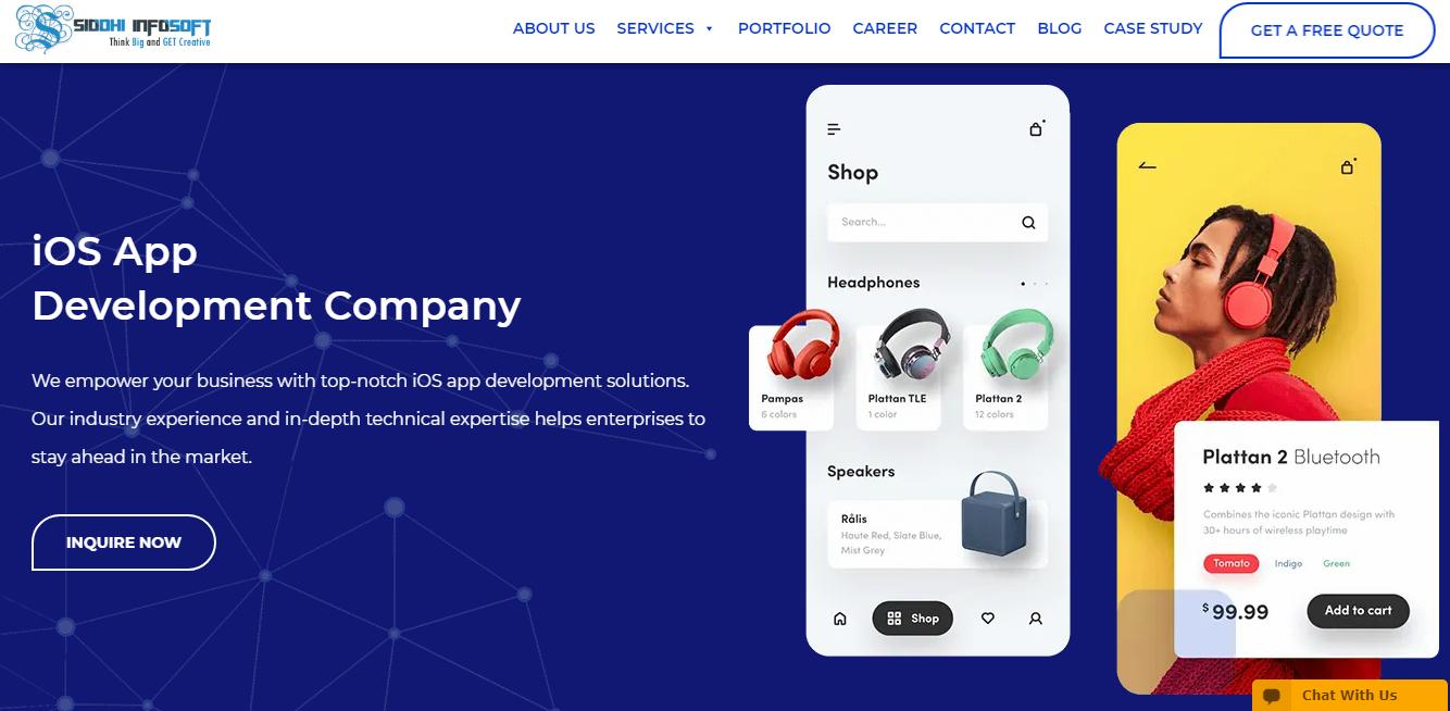 iOS App Development Company | iOS App Developers | App Development