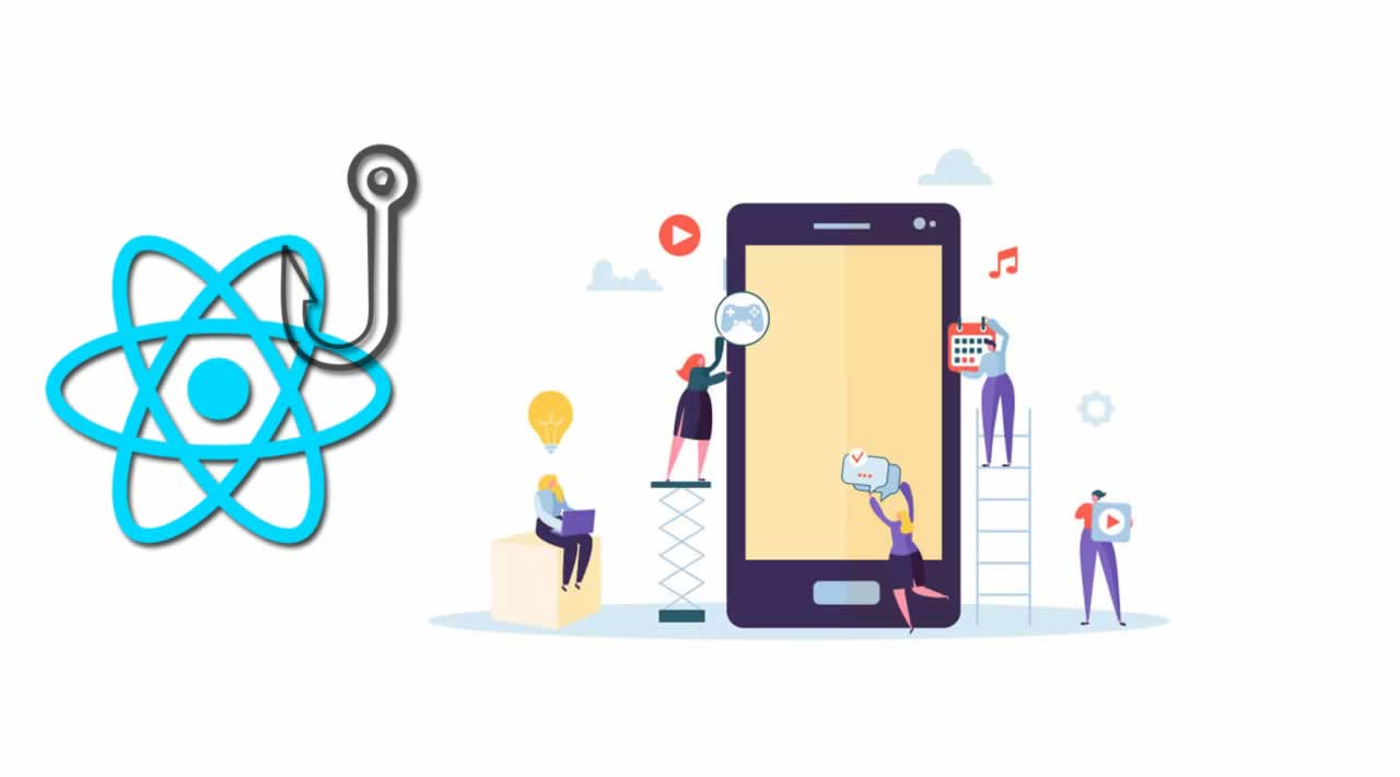 How to build Mobile Apps with React Hooks