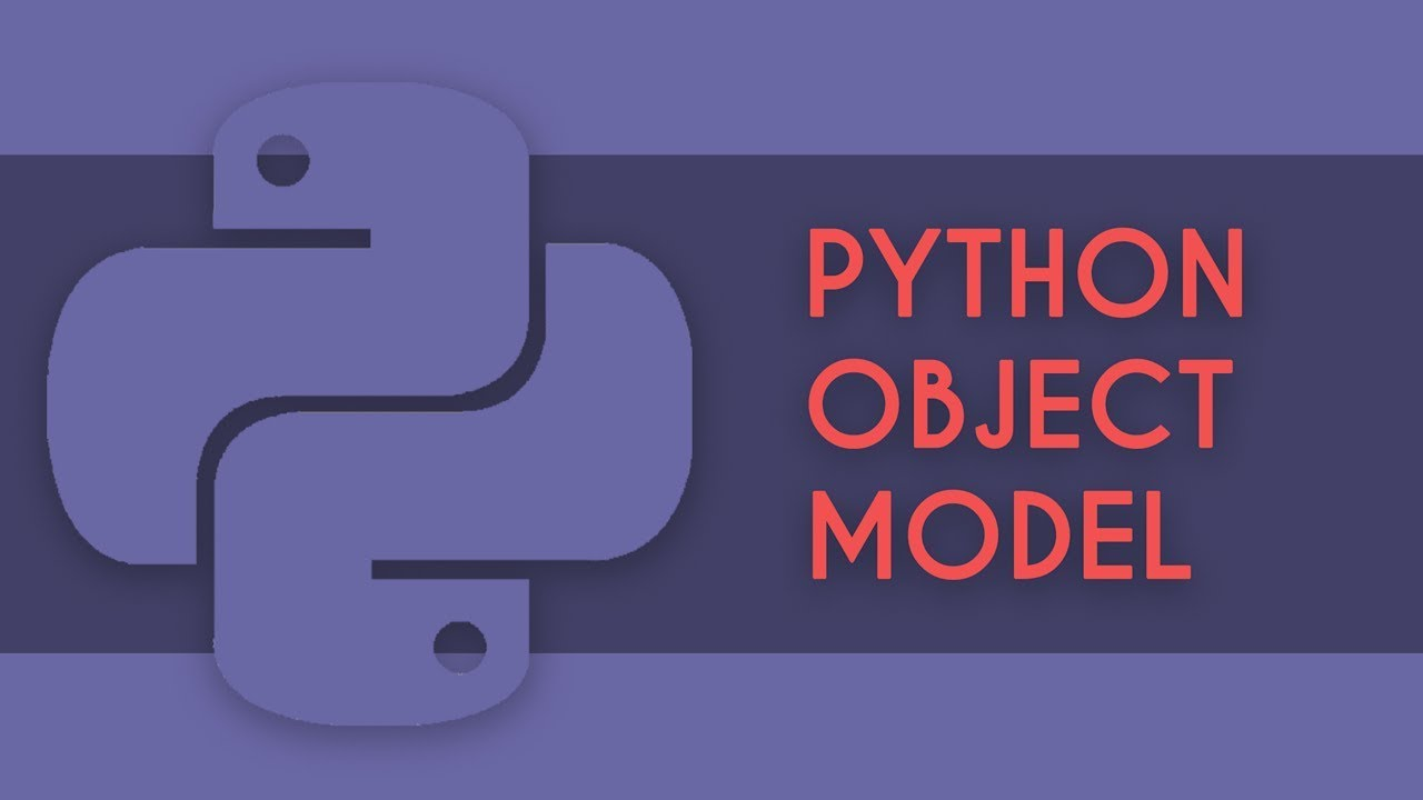 Python Object Model - How to design effective systems in Python