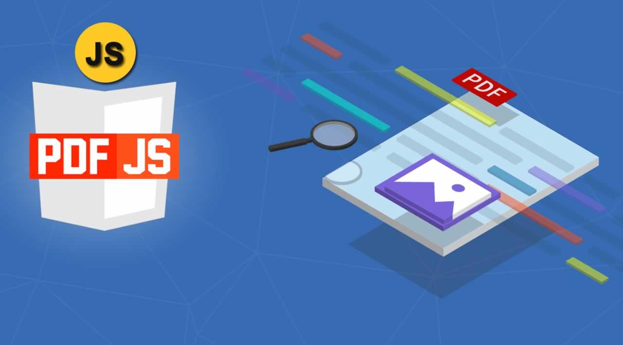 Build a Full Custom PDF Viewer App in JavaScript Using PDF.js Library