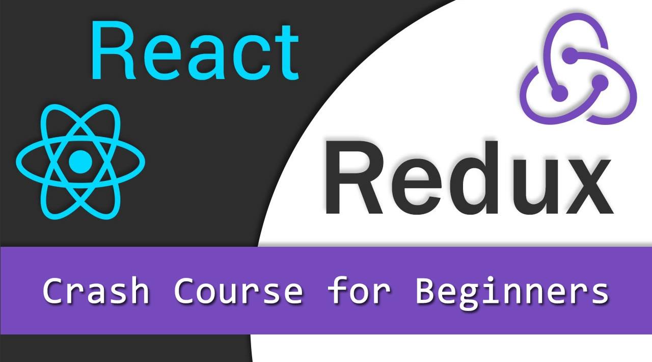 React.js & Redux Crash Course for Beginners - Full Tutorial