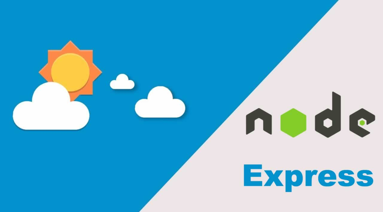 Build a Weather App with Node and Express