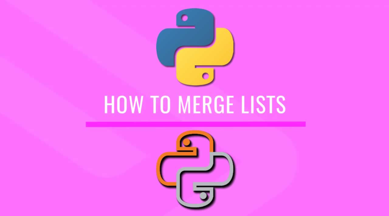 How to Merge Two Lists and Sort it in Python