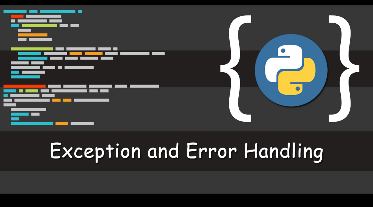 How to Exception and Error Handling in Python