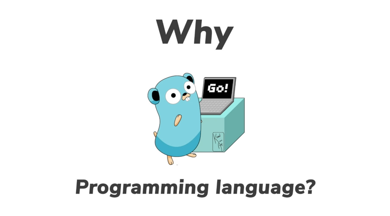 Go Programming and Why should you learn Go Language?