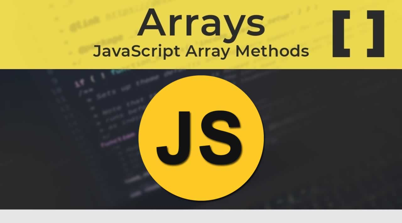 8 must known array methods in javascript for Beginners