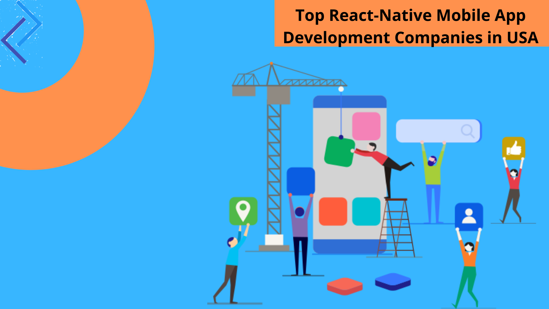 Top React-Native Mobile App Development Companies in USA
