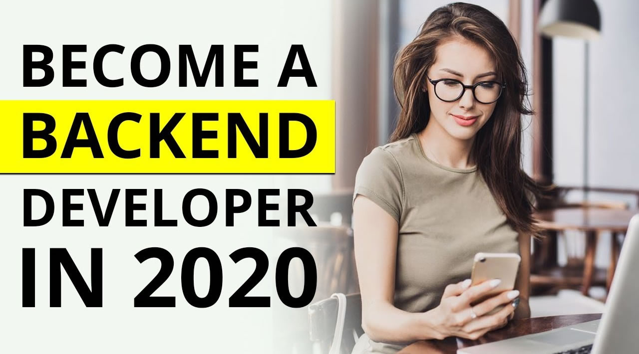 Learning Path To Become A Backend Developer in 2020