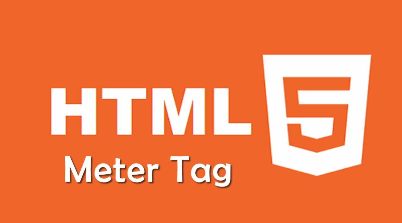 Understanding of Meter Tag in HTML 5