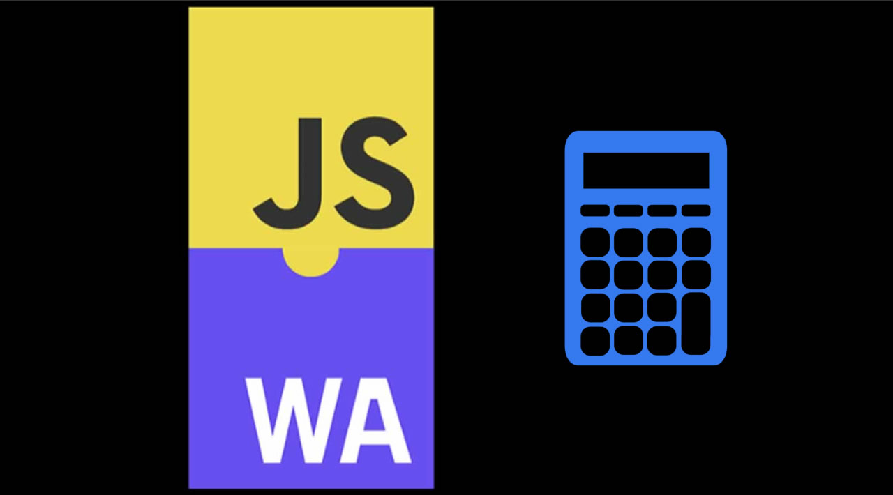 WebAssembly (WASM) Calculator Created in JavaScript