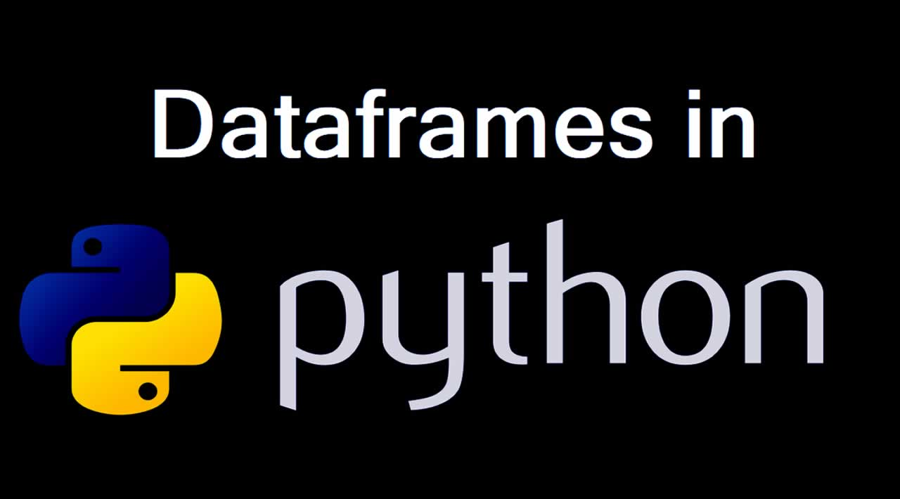How to Create DataFrame in Python