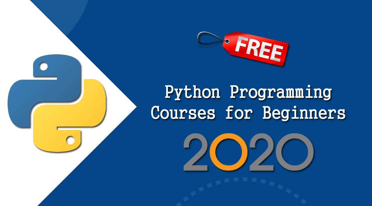 6 Free Python Programming Courses for Beginners in 2020