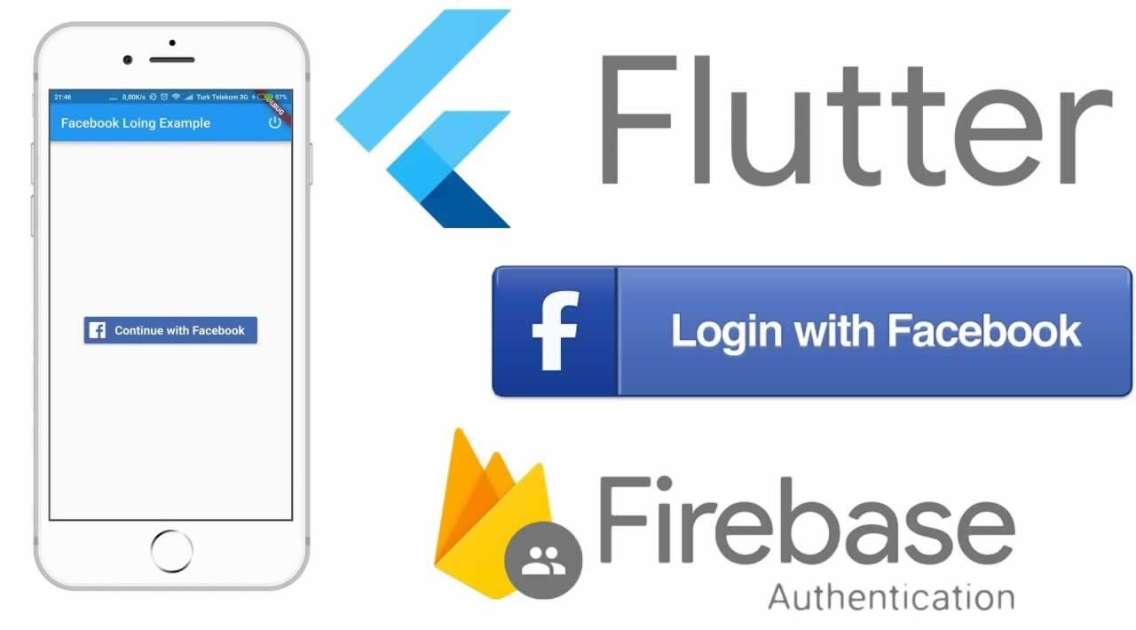 How to Login Facebook in Flutter