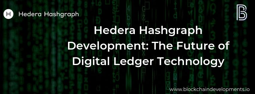 The Future of Digital Ledger Technology | Blockchain Developments
