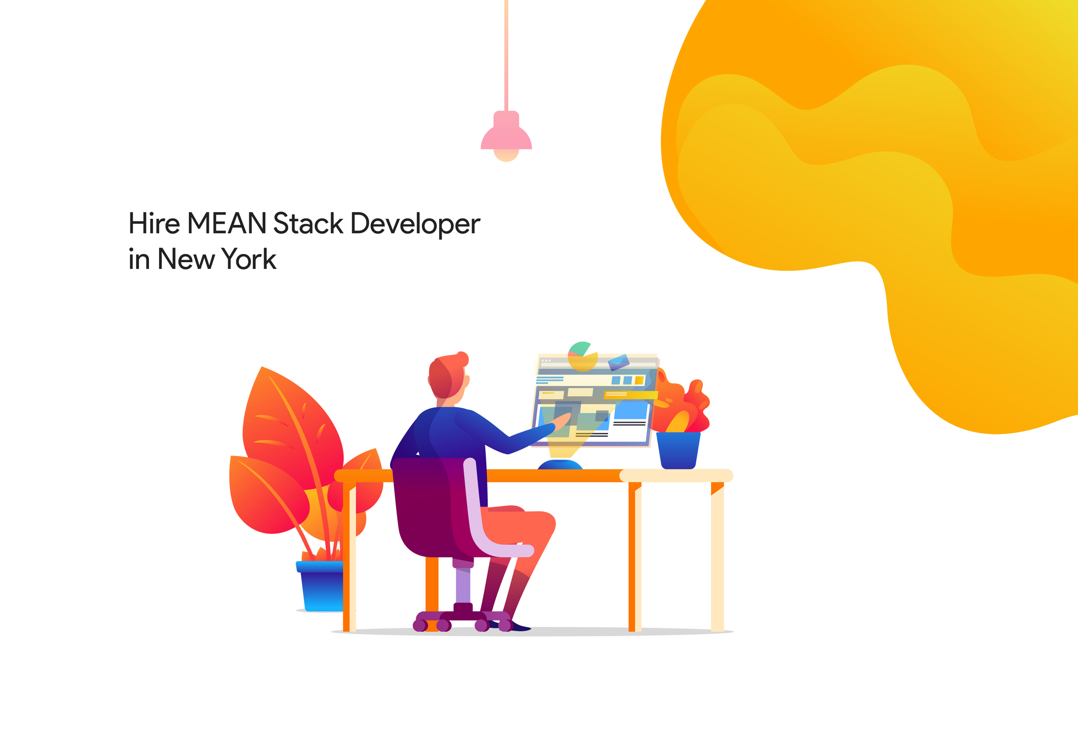 Hire Mean Stack Developer in New York