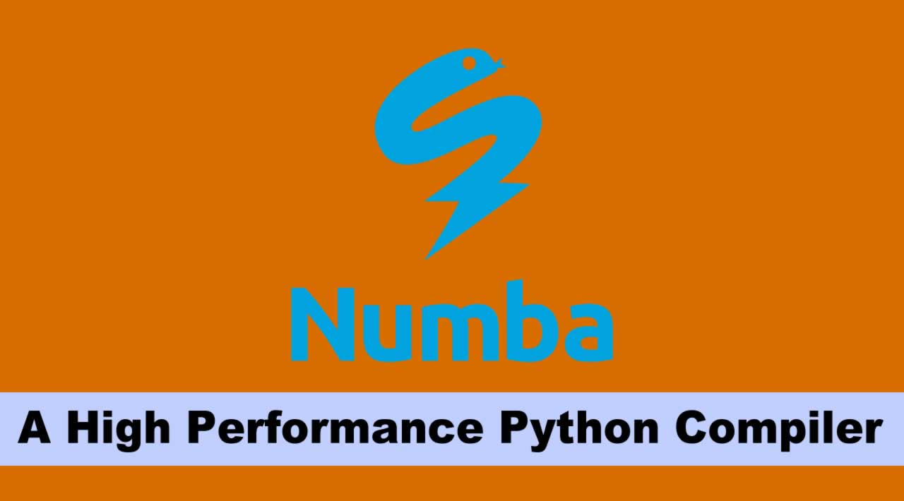 Introducing Numba: A High Performance Python Compiler