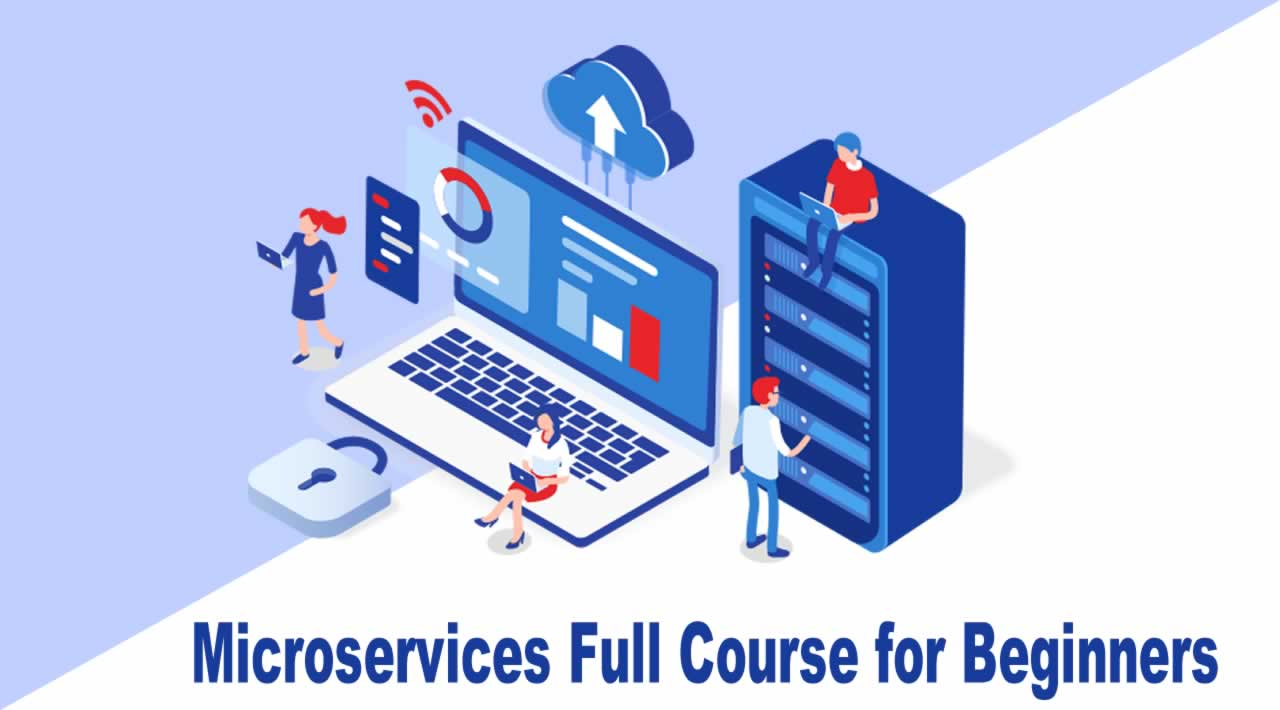 Microservices Full Course for Beginners