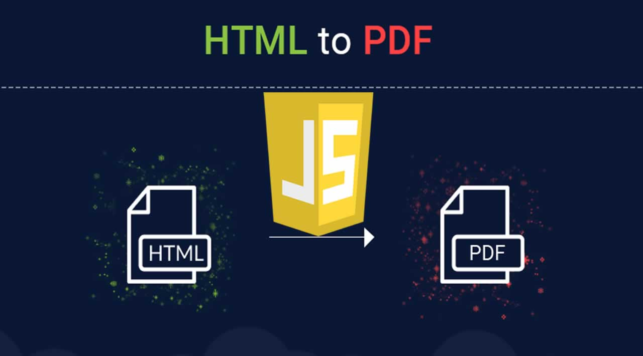 How To Convert Html To Pdf Using Javascript