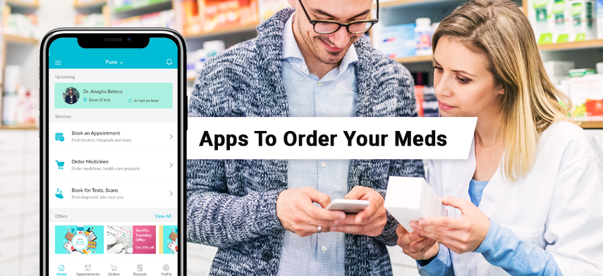 Top 10 Apps to Order Medicine Online in India