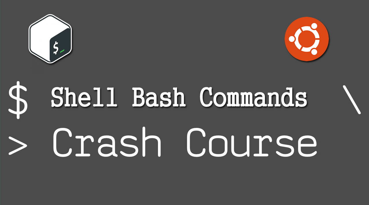 Linux Tutorial - Shell Bash Commands from the Beginning with Examples