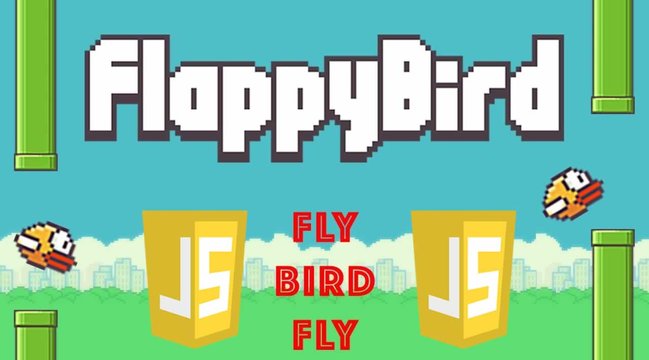 How to Create The Flappy Bird Game using JavaScript
