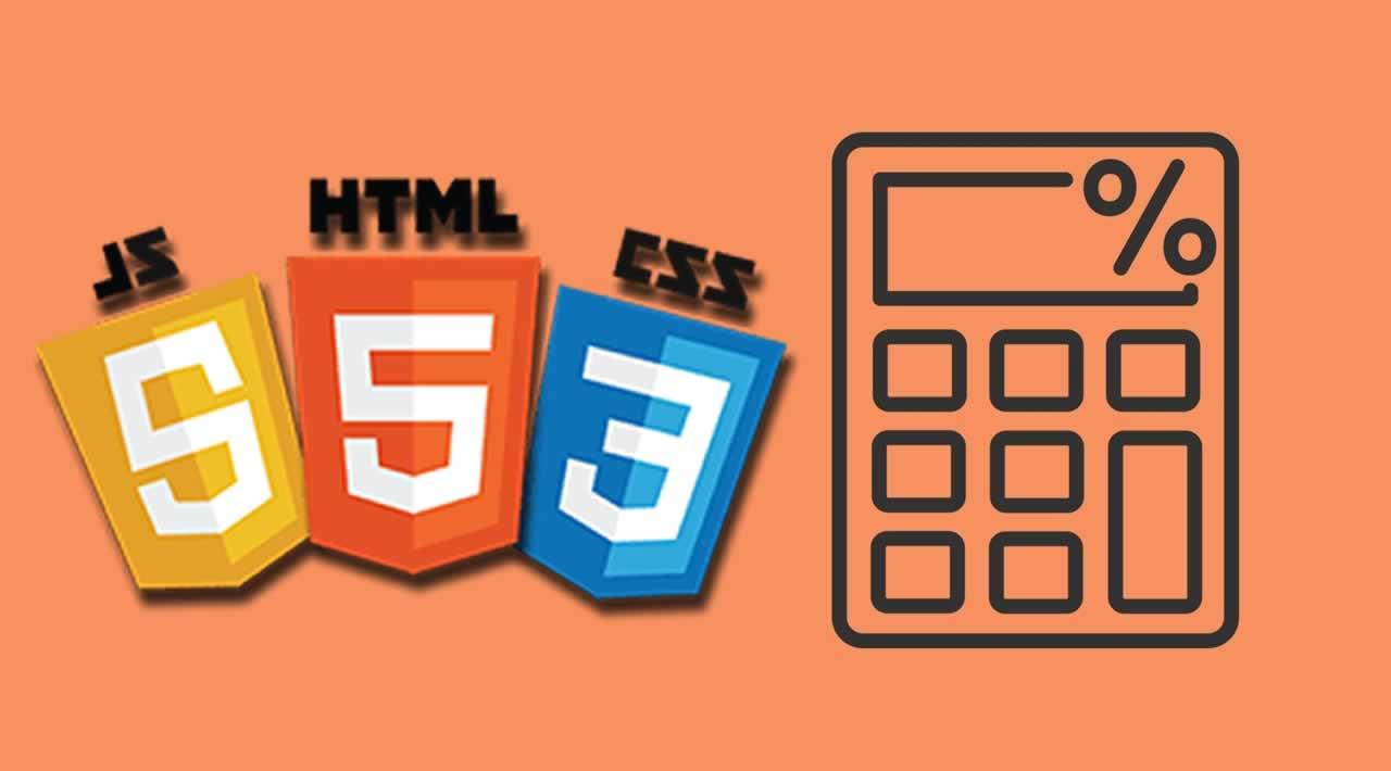 TIP Calculator using HTML, CSS & Javascript