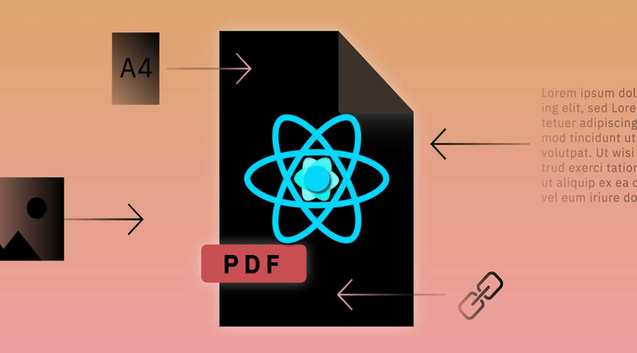 How to Generate a PDF file in React