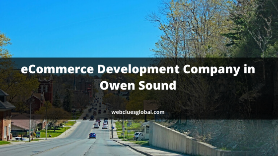 ECommerce Development Company in Owen Sound