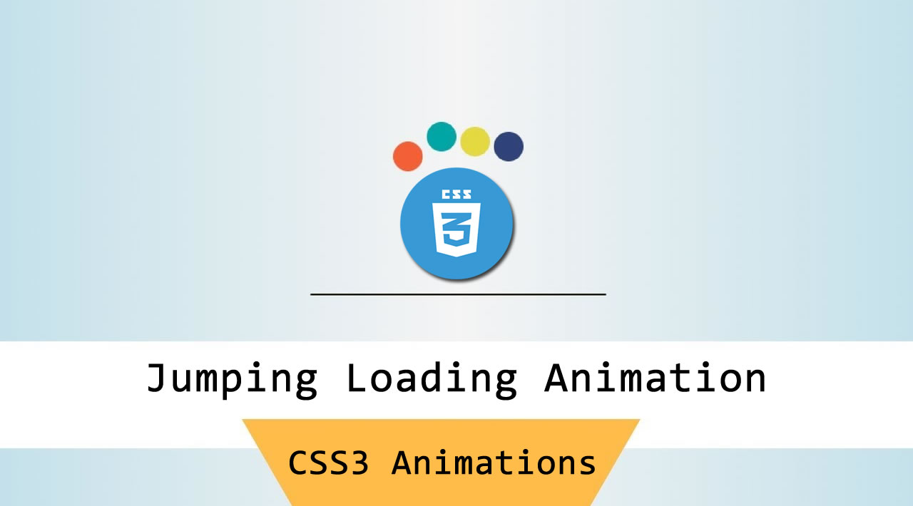 Building a Jumping Loading Animation using CSS3 Animations