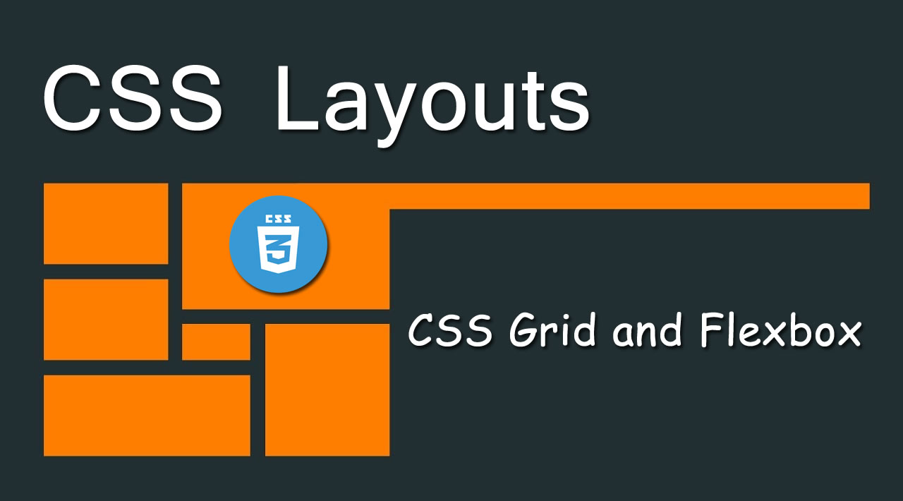 CSS Layouts using CSS Grid and Flexbox