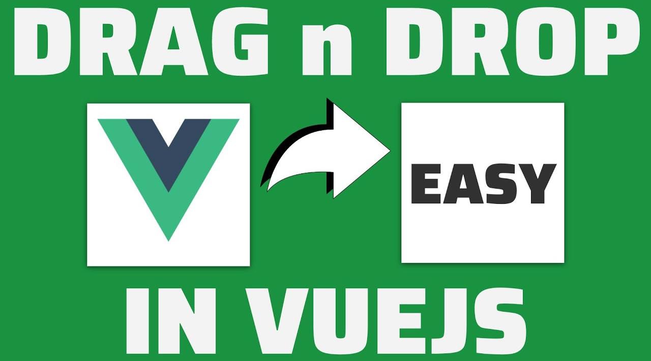 Build a Drag and Drop App with Vue.js