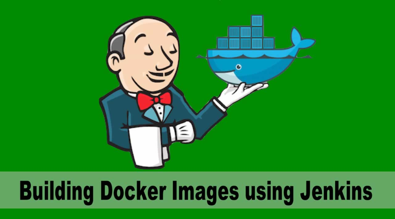 Building Docker Images using Jenkins | Tutorial for Beginners