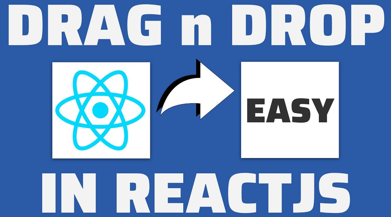 Build a Drag and Drop App with React