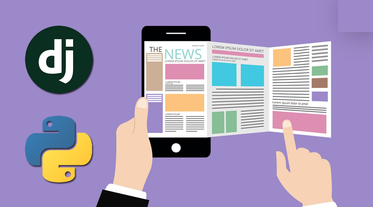 How to Build News Application in Django